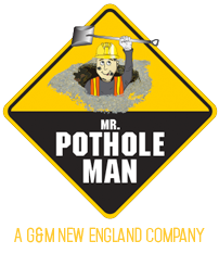 Mr. Pothole Man